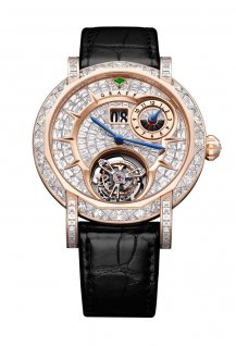 Grand Date Dual Time Tourbillon