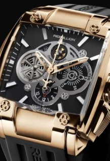 RE-1 ChronographRed Gold