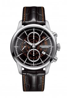 Rail Road Auto Chrono