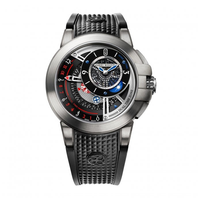 Harry Winston Project Z8 Watch-face-view
