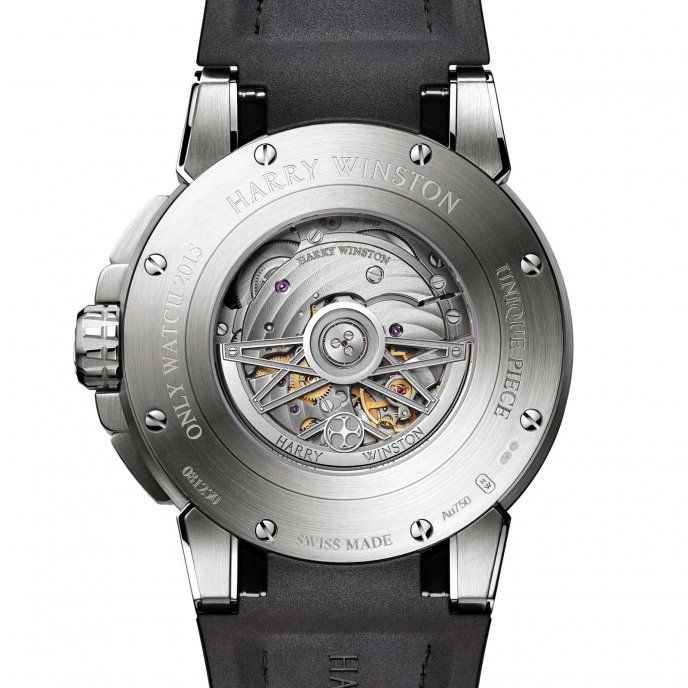 Dual Time Retrograde Only Watch