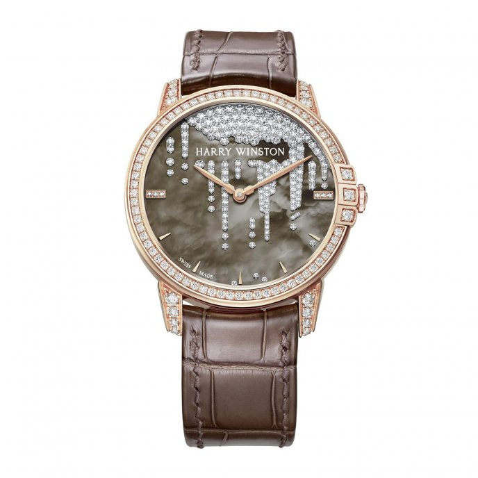Midnight Diamond Stalactites Automatic 36mm