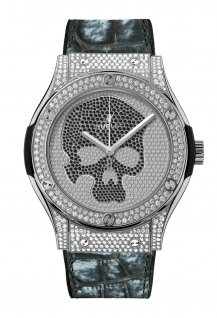 Classic Fusion Skull Pave