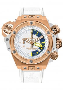 Oceanographic 1000 King Gold White