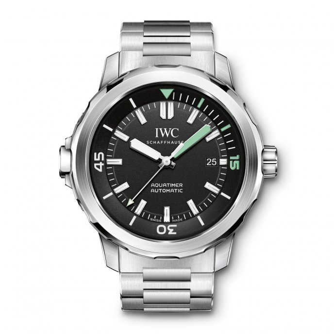 IWC Aquatimer Automatic IW329002 - watch face view