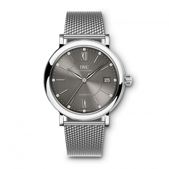 IWC Portofino Midsize Automatic IW458110 watch-face-view