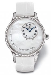 Date Astrale White Mother-of-Pearl