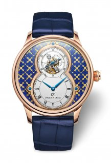Grande Seconde Tourbillon