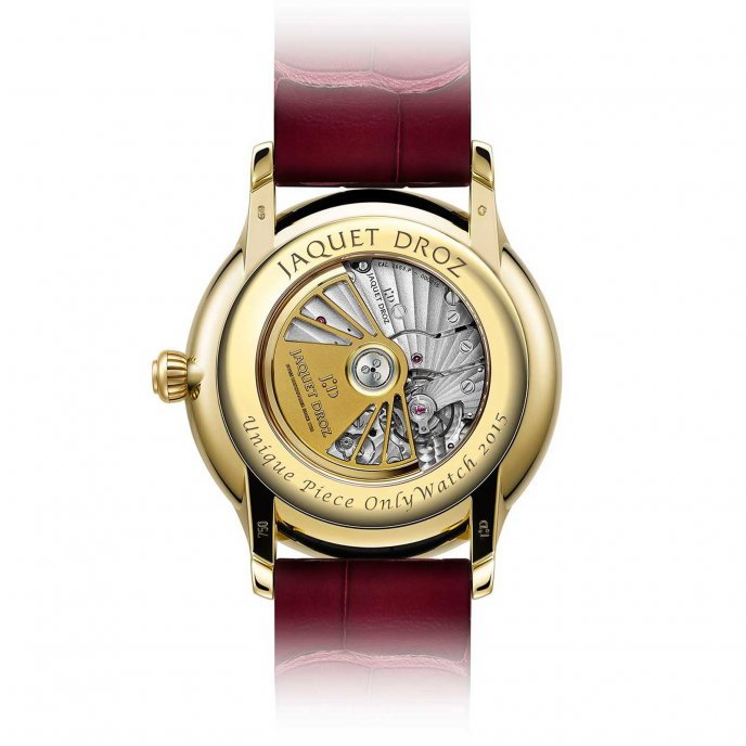 Petite Heure Minute Paillonnée for Only Watch