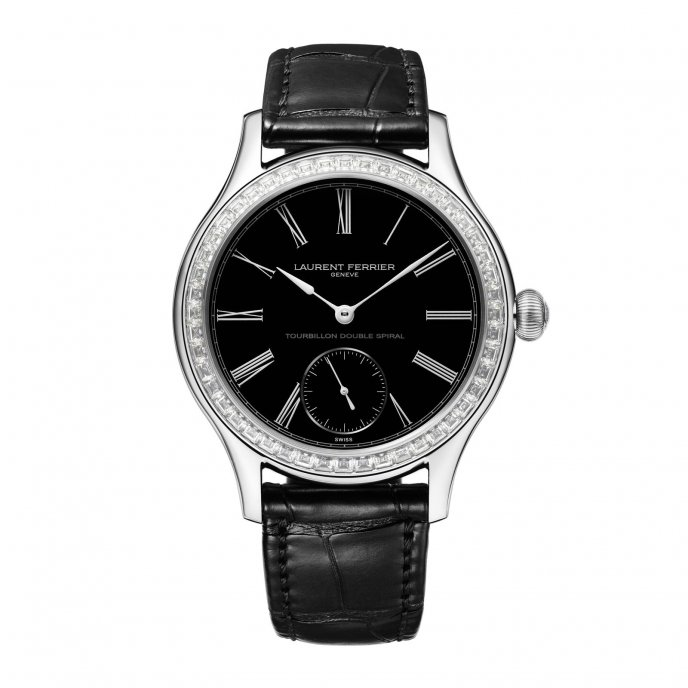 Laurent Ferrier Galet Classic LCF001S.G1.N01 - watch face view