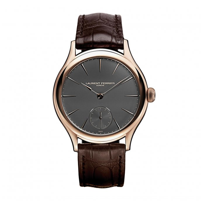 Laurent Ferrier Galet Micro-Rotor LFC004.R5.AR1 - watch face view