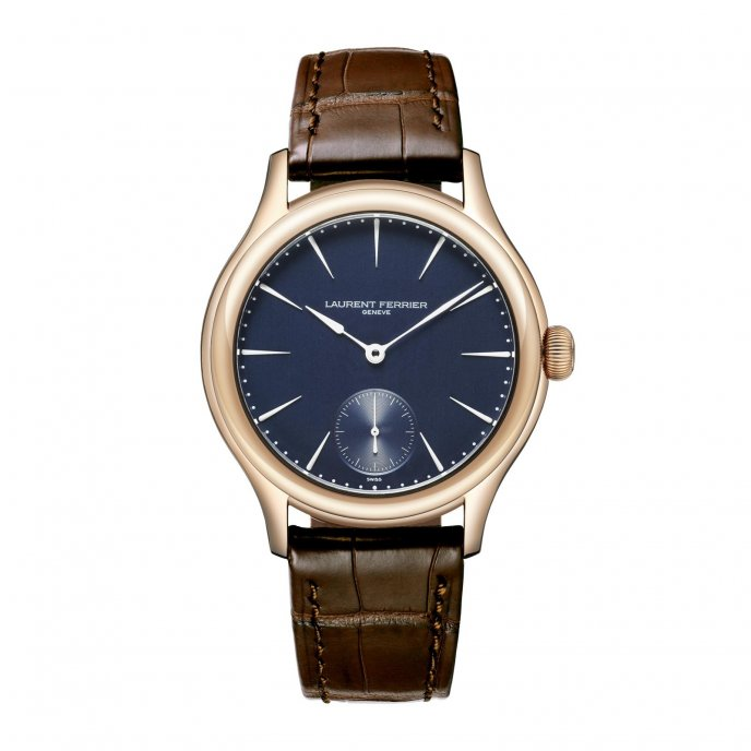 Laurent Ferrier Galet Micro-Rotor LFC004.R5.CW1 - watch face view