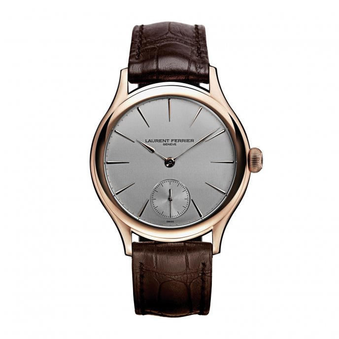 Laurent Ferrier Galet Micro-Rotor LFC004.R5.GR1 - watch face view