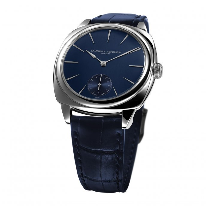 Laurent Ferrier Galet Square Watch Front View