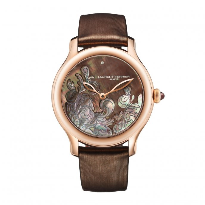 Laurent Ferrier Lady F LCF011S.R5.NN1 - watch face view