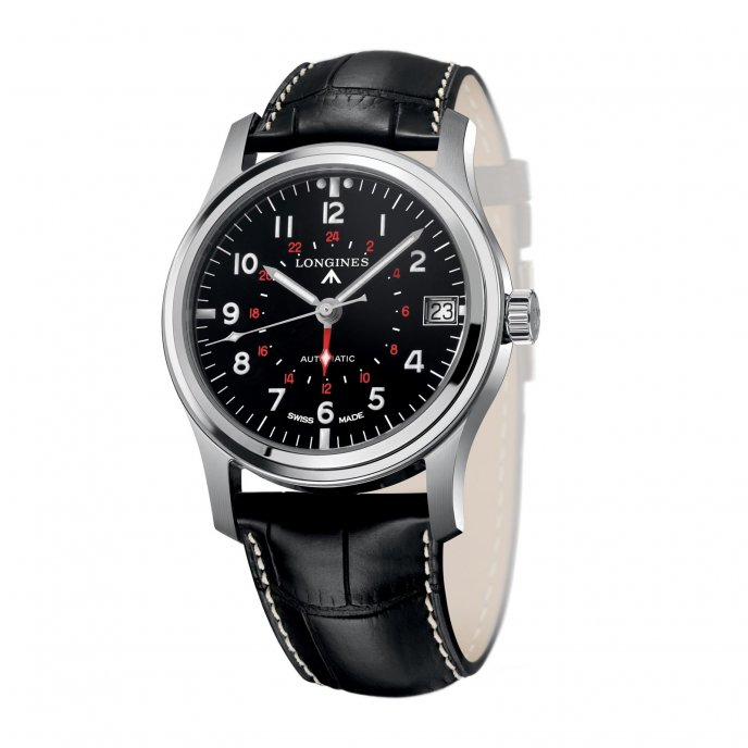 Longines Avigation Watch-face-view
