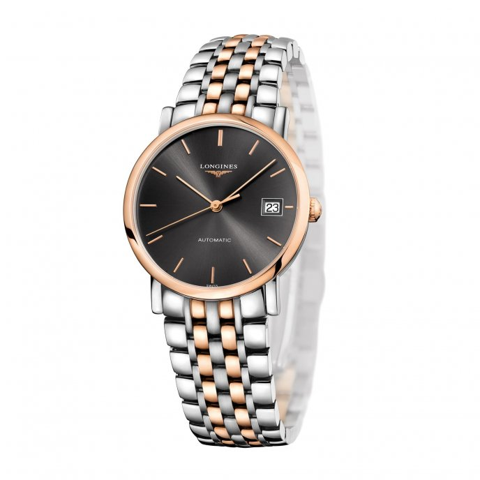 Longines Elegant Collection L4.809.5.72.7 Watch-face-view