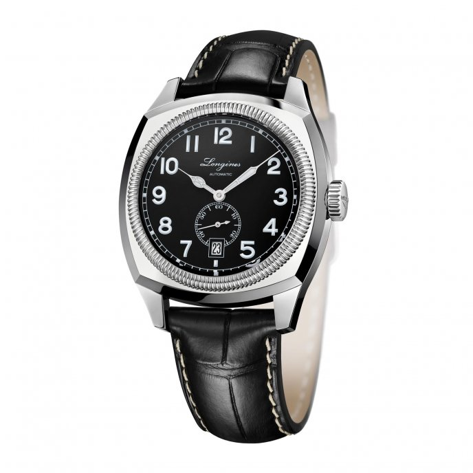 Longines Heritage 1935 Watch-face-view