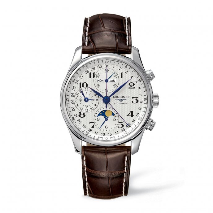 Longines - The Longines Master Collection - Moon Phase - L2.673.4.78.3