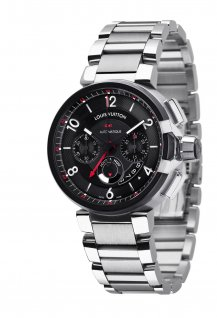 eVolution GMT Chronograph steel