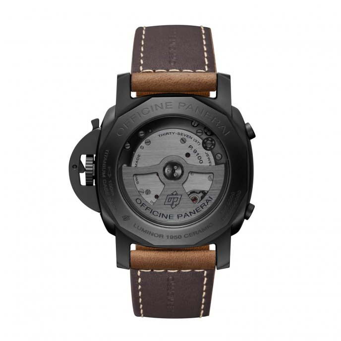 PAM00580 - 3 Days Chrono Flyback Automatic Ceramica - 44mm