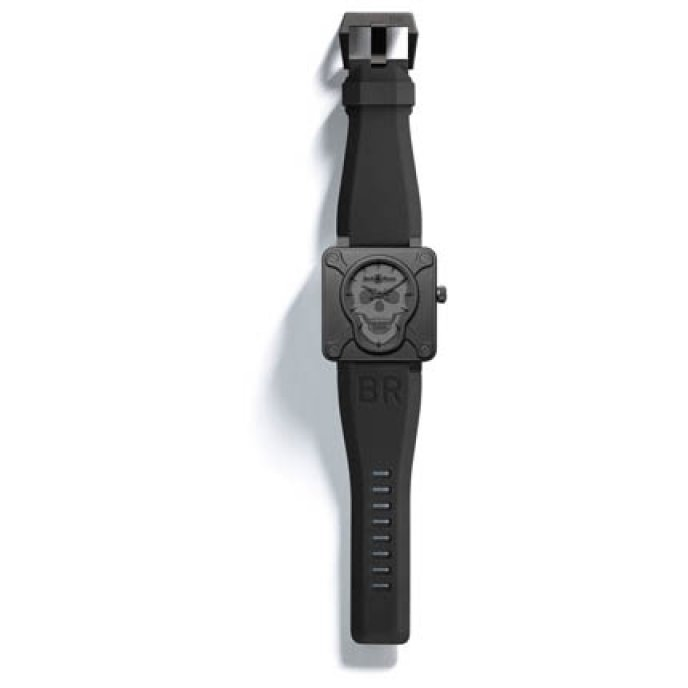 Bell & Ross - BR01 AIRBORNE