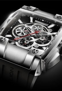 RE-1 Chronographe acier