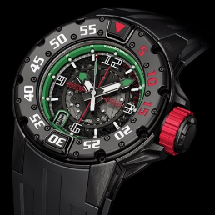 Richard Mille - RM 028 Mexico