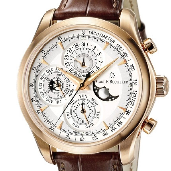 Carl F. Bucherer - Manero ChronoPerpetual