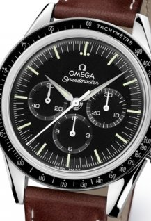 Speedmaster First Omega In Space