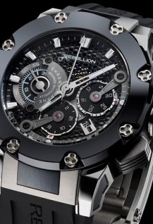 Chronographe Seconde Sectorielle