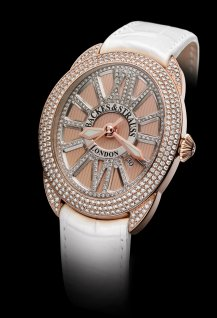 Regent Diamond Time - Rose Gold