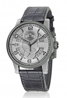 TimeWalker TwinFly Chronograph GreyTech