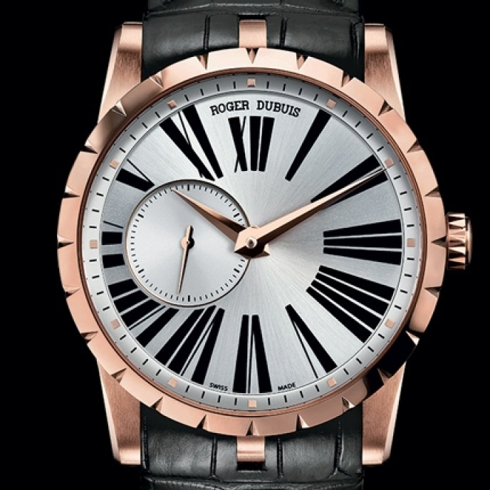 Roger Dubuis - Automatique Or Rose