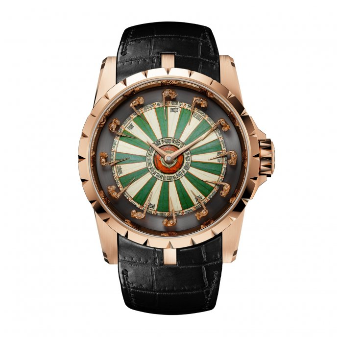 Roger Dubuis - Excalibur Table Ronde
