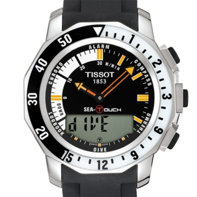 Tissot - SEA-TOUCH
