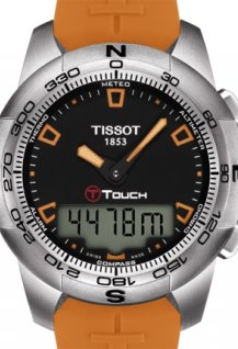 T-TOUCH II Stainless Steel