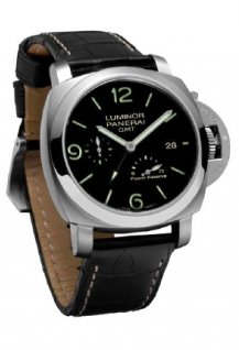 PAM00321 - Luminor 1950 3 Days GTM Power Reserve Automatic 44mm Steel Bracelet
