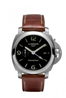 PAM00320 - 3 Days GMT Automatic Acciaio - 44MM