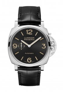 PAM00674 - Luminor Due 3 Days Automatic Acciaio - 45mm