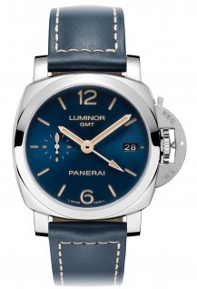PAM 688 Luminor 1950 3 Days GMT Automatic Acciai 42mm