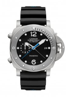 PAM00614 - Luminor 1950 3 Days Chrono Flyback Automatic Ceramica 47 mm