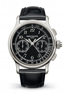 Split-seconds chronograph