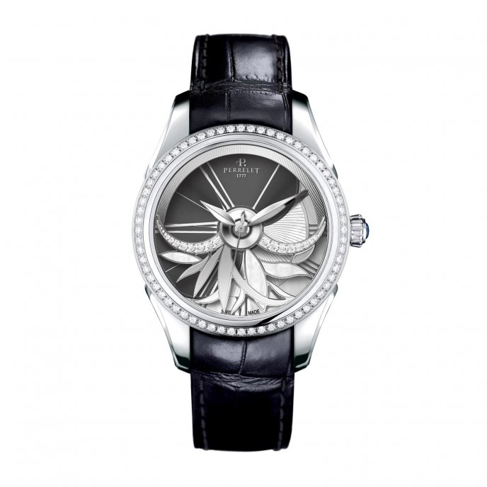 Perrelet Diamond Flower Amytis A2066/4 Watch Face View