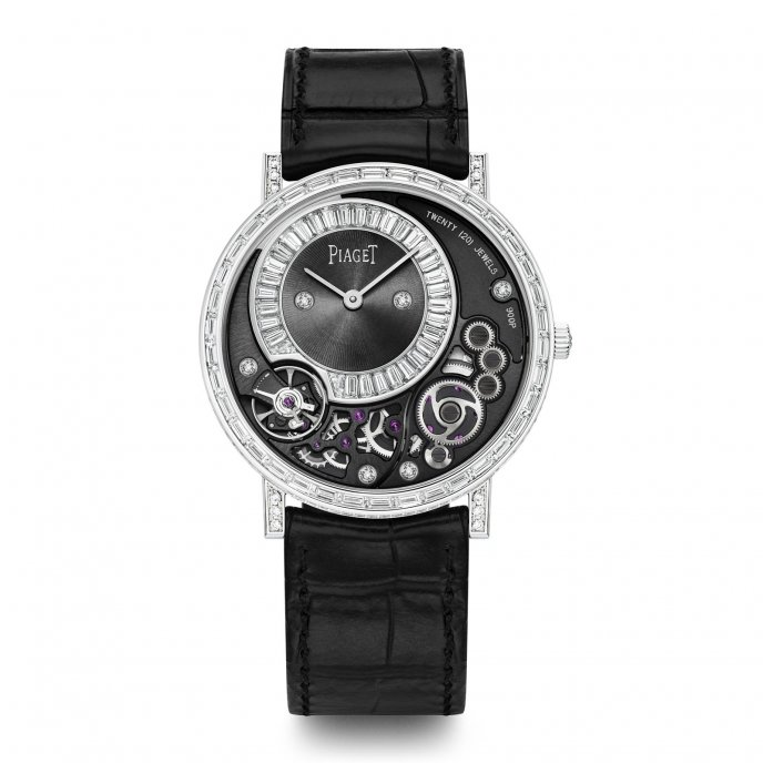 Piaget Altiplano 900P Haute Joaillerie G0A39120 - watch face view