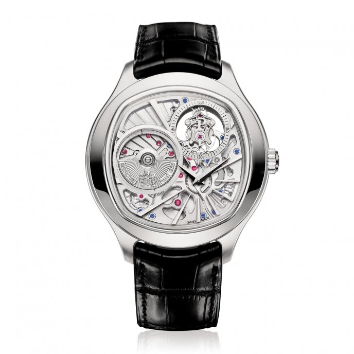 Piaget Emperador Tourbillon G0A38041 - watch face view