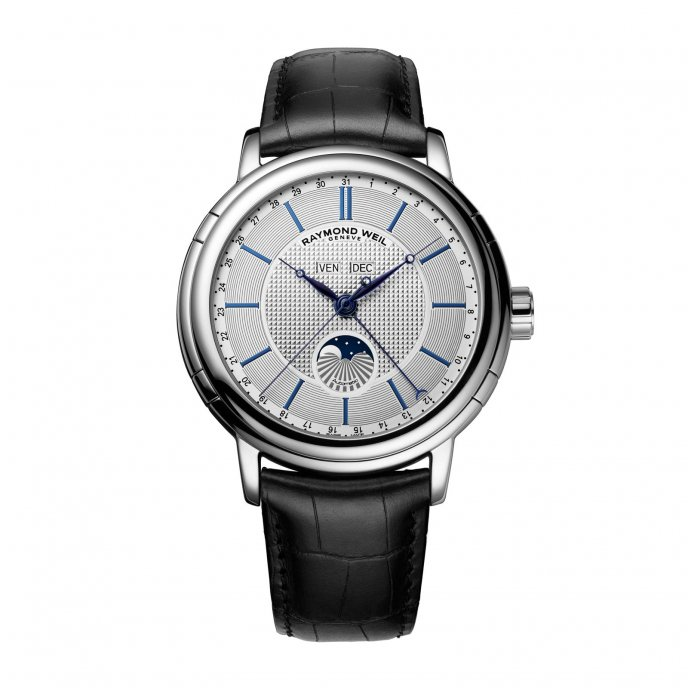Raymond Weil Maestro Watch-face-view