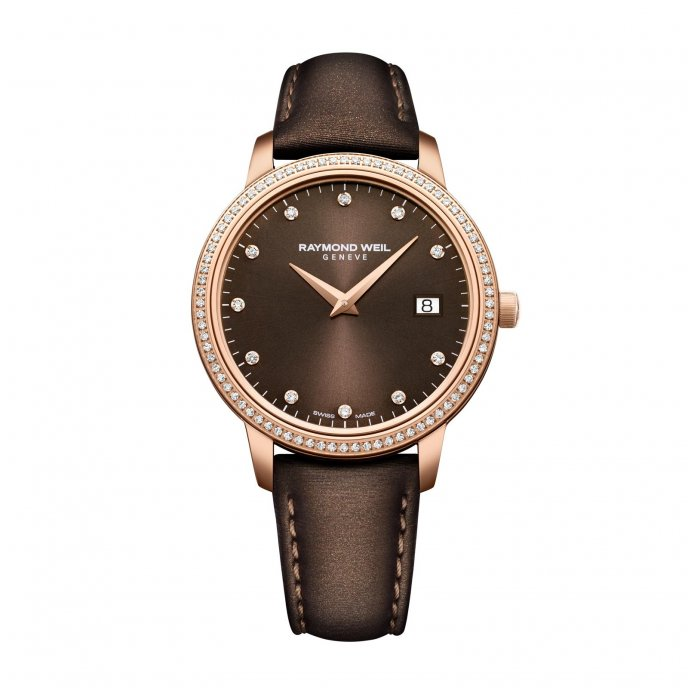 Raymond Weil Toccata 5388 C5S 70081 Front Watch View