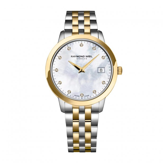 Raymond Weil Toccata  5388 STP 97081 Front Watch View