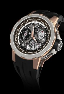 RM 58-01 Tourbillon World Timer